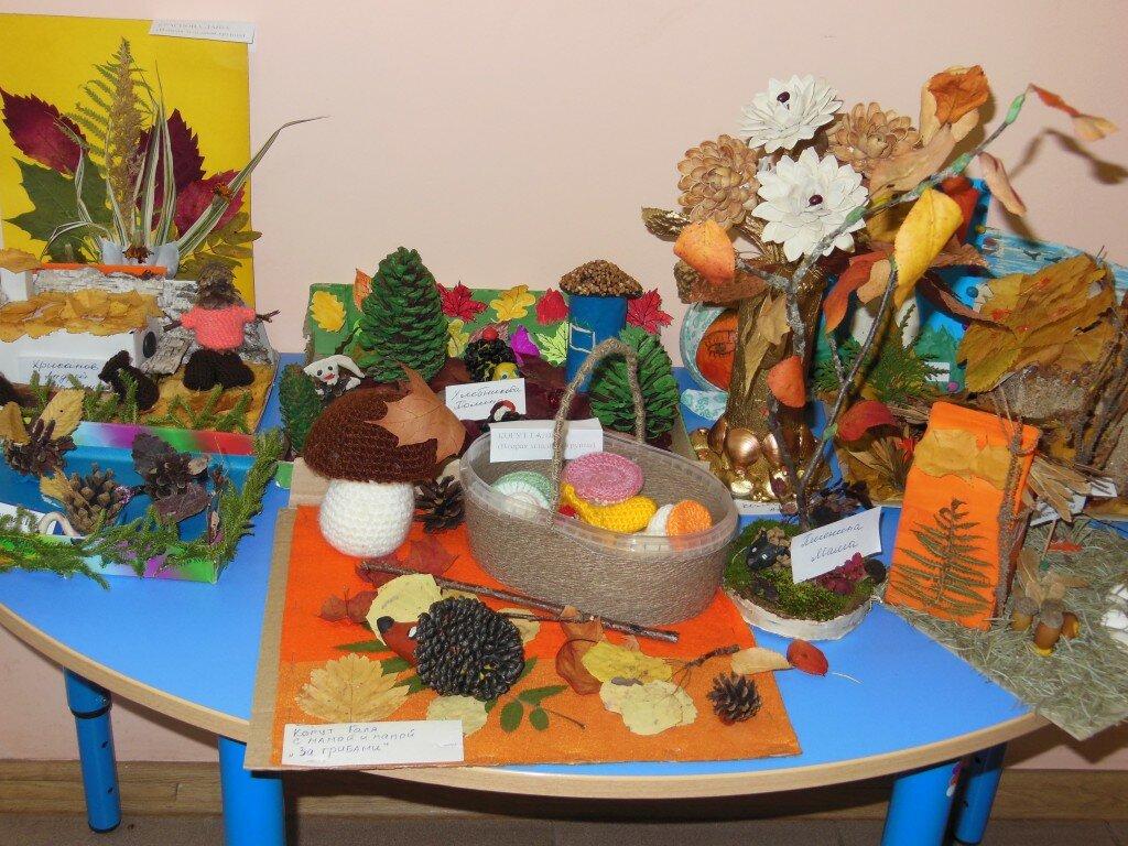 Летние поделки из природного материала в детском саду 32